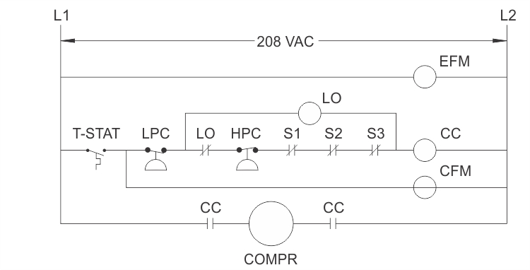 lockout relay wiring diagram wiring diagram inside